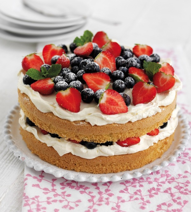 Vanilla Birthday Cake Recipe Mary Berry
