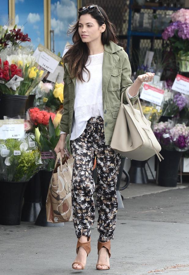 Jenna Dewan-Tatum out in Los Angeles, America - March 2014