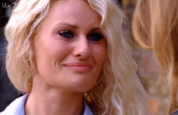 TOWIE episode aired 19 March 2014, still, Danielle Armstrong