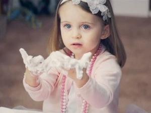 Amanda Holden's daughter Hollie Britain's Got Talent advert - 25 March 2014
