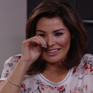 The Only Way Is Essex - Jessica Wright cries Episode airs Sunday 30 March 2014.