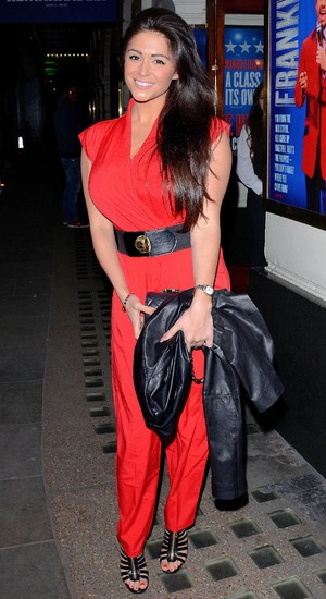 Casey Batchelor at Jersey Boys 6th Birthday Gala at the Piccadilly Theatre, London - 27 March 2014