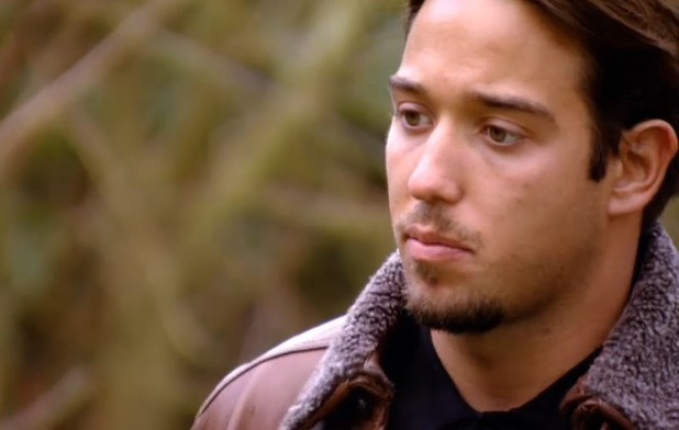 James Lock and Danielle Armstrong speak on TOWIE - 26 mARCH 2014