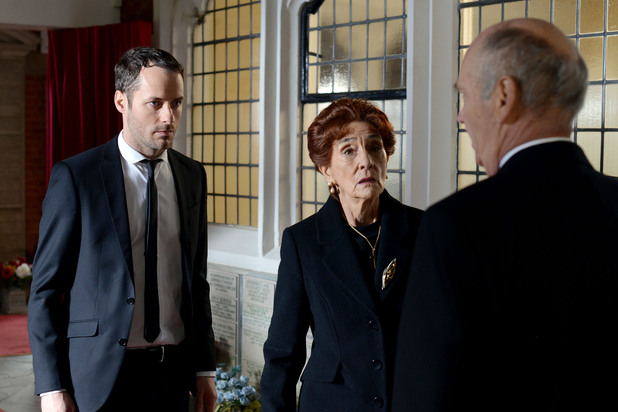 EastEnders, Dot wants to see Nick's body, Thu 27 Mar