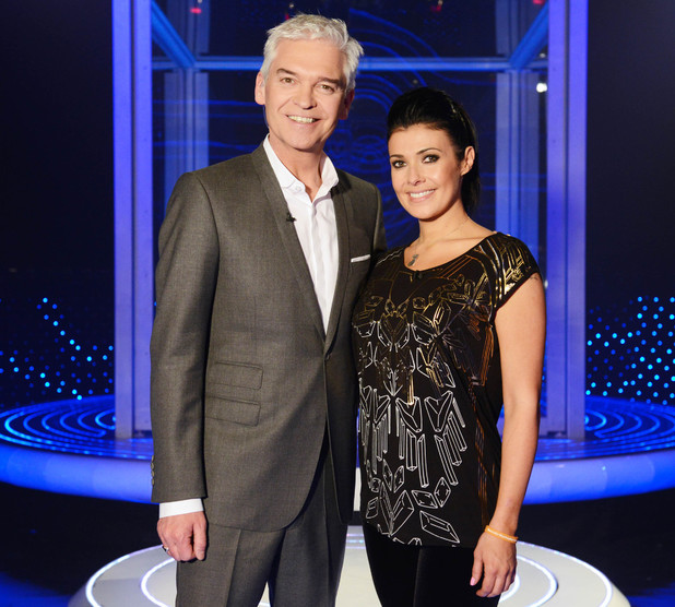 Coronation Street actress Kym Marsh stars on The Cube (airs: 11 April 2014).