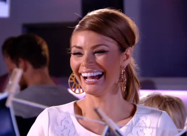TOWIE series eleven, episode nine, aired 23 March 2014: Chloe Sims