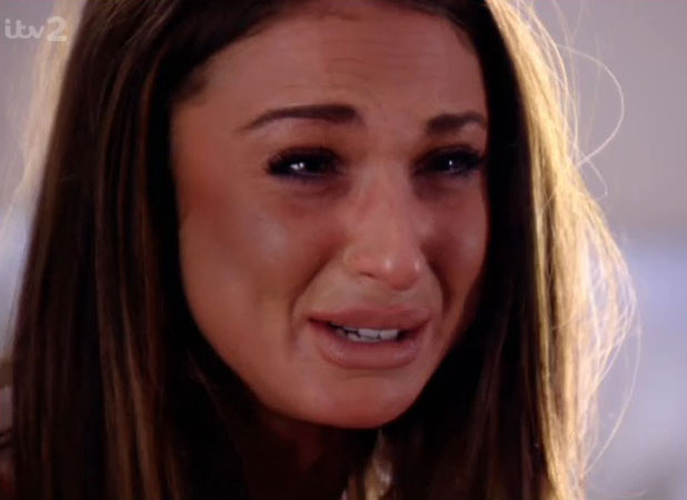 TOWIE series eleven, episode nine, aired 23 March 2014: Grace Andrews