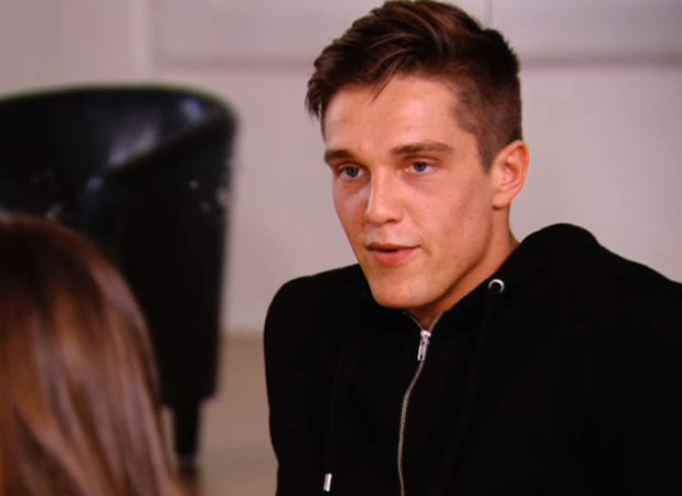 TOWIE series eleven, episode nine, aired 23 March 2014: Lewis Bloor