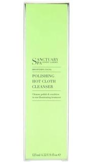 Sanctuary Spa Polishing Hot Cloth Cleanser