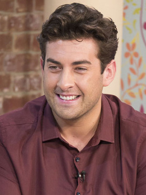 'James 'Arg' Argent, 'This Morning' TV Programme, London, Britain. - 03 Apr 2014