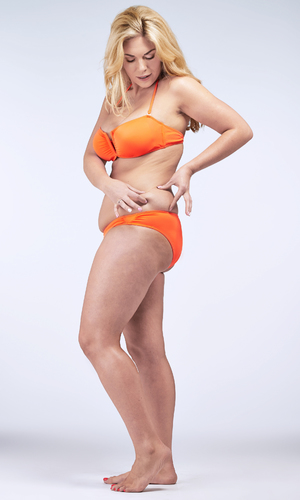 Frankie Essex shows off her bikini body as she embarks on a new diet - 2 April 2014