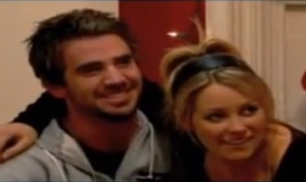 Jason Wahler and Lauren Conrad in The Hills - 4 April 2014