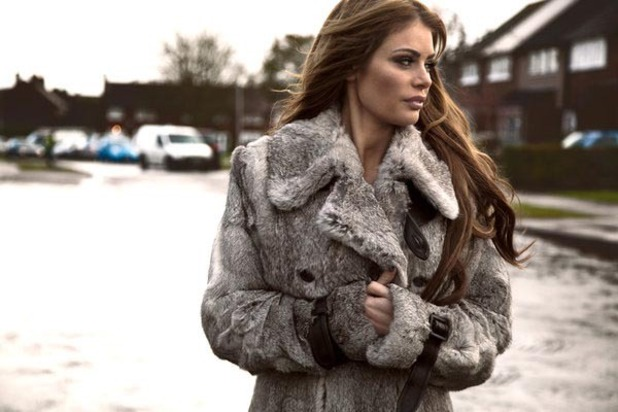 TOWIE's Chloe Sims lands her first film role in The Hooligan Factory, to be released in June 2014 - 1 April 2014