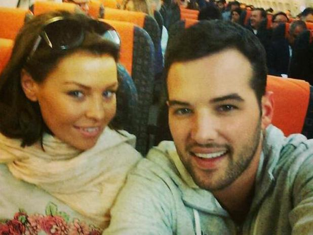 TOWIE's Ricky Rayment and Jessica Wright fly to Paris for a holiday - 1 April 2014