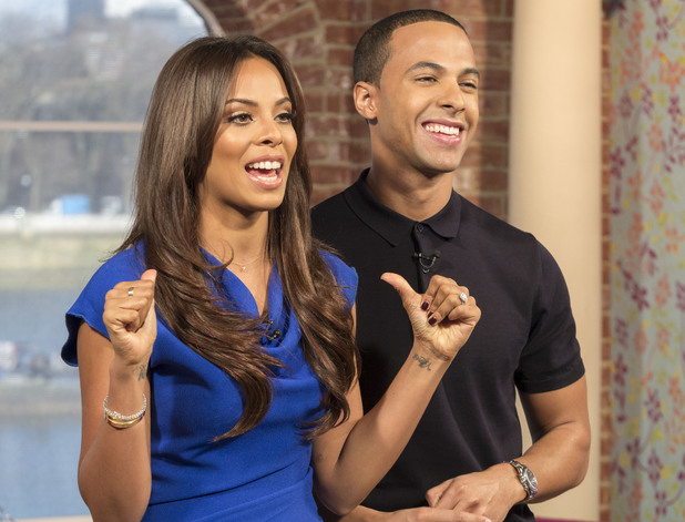This Morning - Rochelle and Marvin fill in for Holly and Phill on 'This Morning', Shown on ITV1 HD. 21 Feb 2014