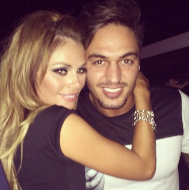 Chloe Sims - The Only Way Is Essex' wrap party - 2 April 2014