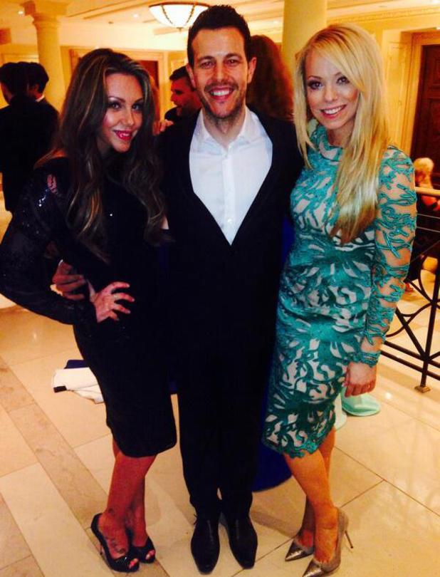 Michelle Heaton, Lee Latchford Evans, Liz McClarnon at Piamichi event in London - 1 April 2014