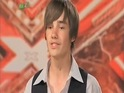 Liam Payne auditions for The X Factor in 2008 aged 14 - 4 April 2014