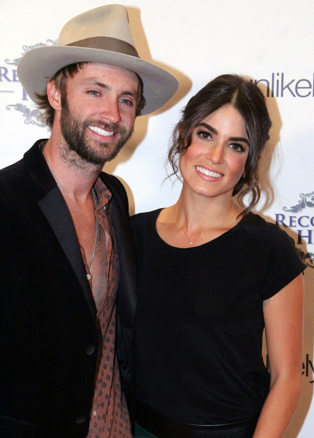 Nikki Reed and Paul McDonald, Unlikely Heroes Recognizing Heroes Awards Gala held at The Living Room - Arrivals, October 2013