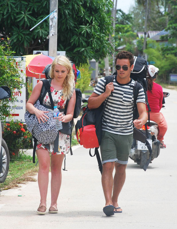 Tom Daley Goes Global: Tom Daley explores Thailand in episode one of the ITV2 show, airs 10 April 2014