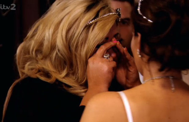 TOWIE eleventh season finale, Lydia Bright's return shocks James 'Arg' Argent and Gemma Collins, aired 2 April 2014