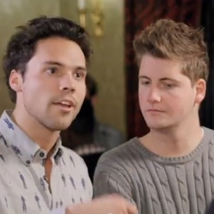 Made In Chelsea's Andy Jordan clashes with Jamie Laing. Episode aired: 7 April