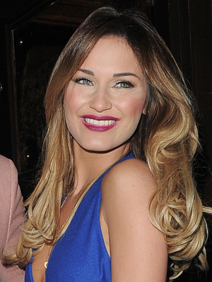 Sam Faiers and Ferne McCann arrive at Cafe De Paris where Sam is hosting a party, 22 March 2014