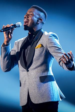Jermain Jackman wins series three of The Voice UK (5 April).