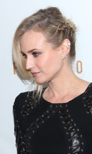Diane Kruger at the FX Networks Upfront screening of 'Fargo' at SVA Theater on April 9, 2014 in New York City.