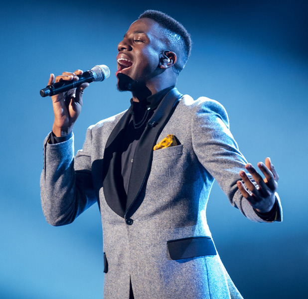 Jermain Jackman wins series three of The Voice UK (5 April).