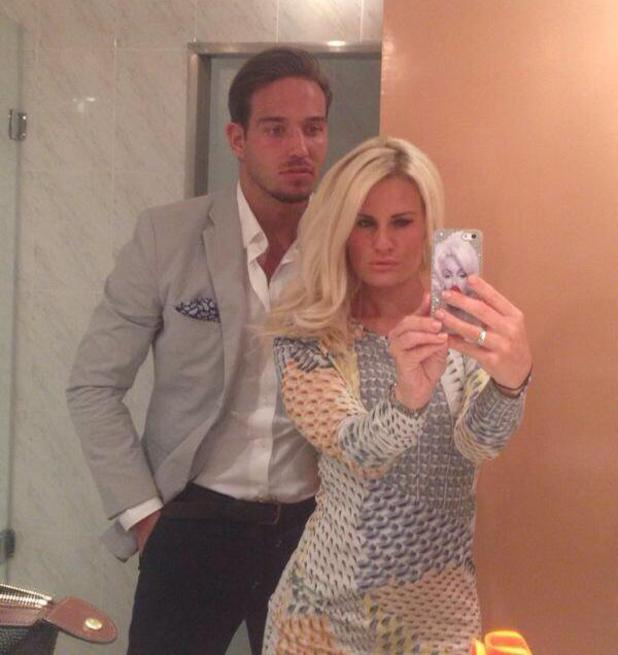 TOWIE's James Lock on a romantic getaway with Danielle Armstrong. (6 April).