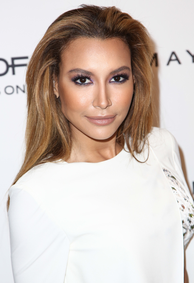 Naya Rivera steps out at the Fresh Faces party in Los Angeles, America - 8 April 2014