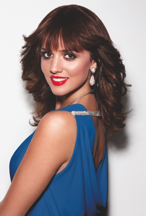 Lucy Mecklenburgh recreates iconic looks from the past for DARE Magazine to celebrate Superdrug's 50th birthday - 7 April 2014