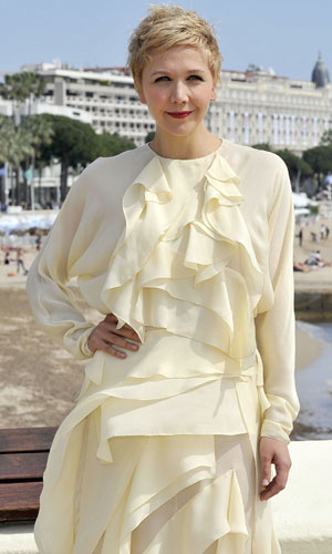Maggie Gyllenhaal, MIPTV international trade event, Cannes, France - 07 Apr 2014
