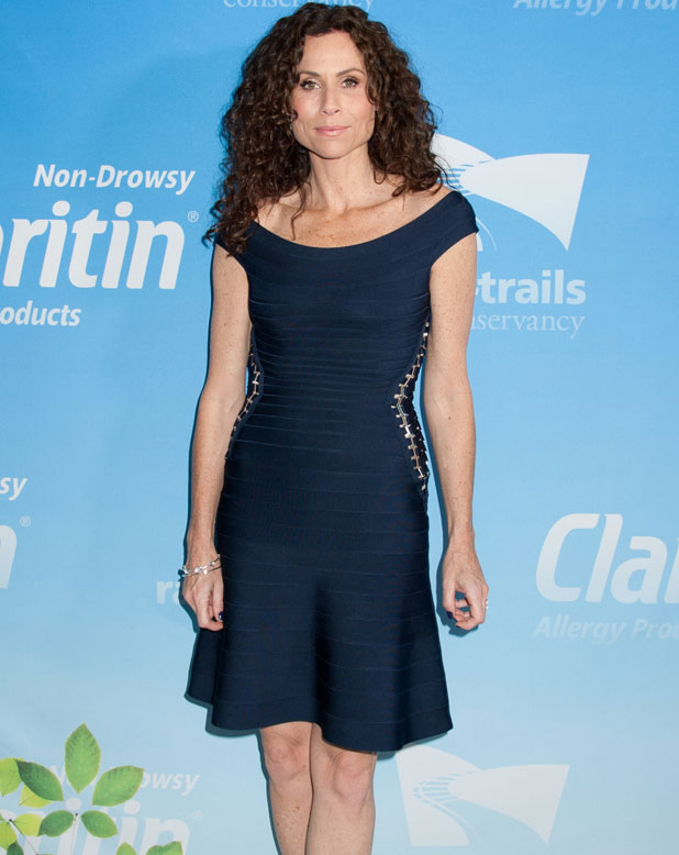 Minnie Driver, New York premiere of 'Red Carpet Trail' at The Standard Highline, April 2014