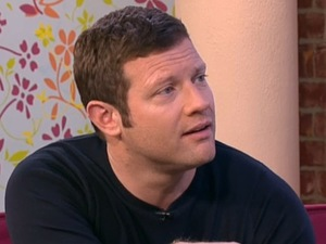 Dermot O'Leary on This Morning - 17 April 2014