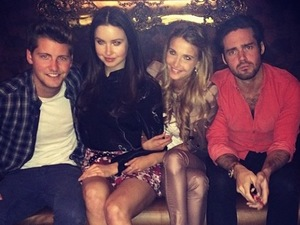 MIC's Emma Miller hangs out with Spencer Matthews, Stevie Johnson