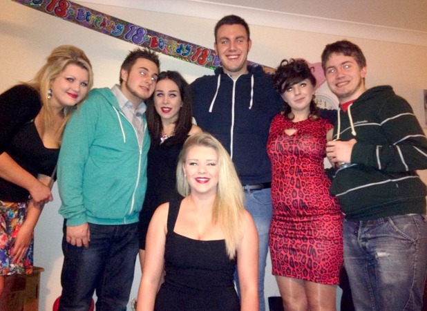 Jayde Dinsdale, Three cardiac arrests and a coma - after drinking Jagerbombs