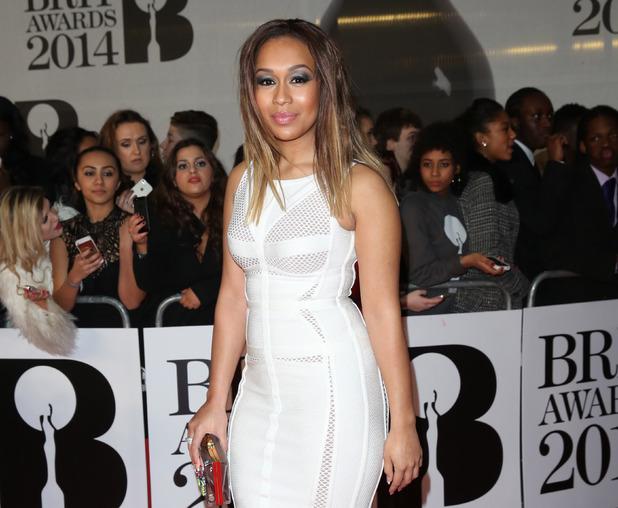 Rebecca Ferguson - The Brit Awards (Brit's) 2014 held at the O2 - Arrivals 02/19/2014 London, United Kingdom