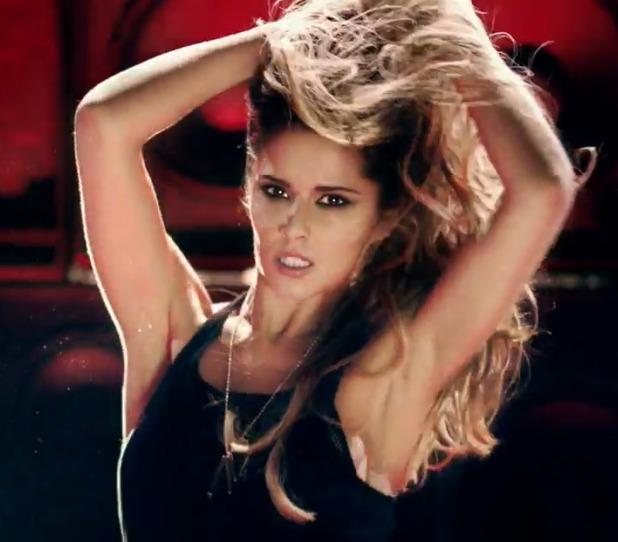Cheryl Cole in Feria ad