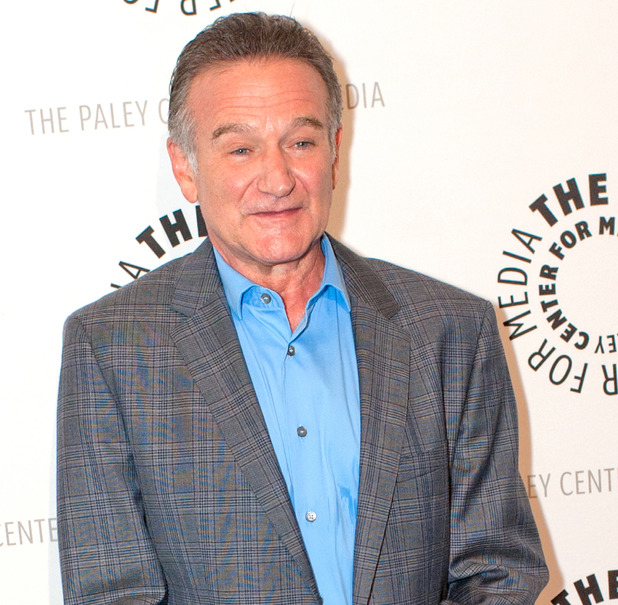 Robin Williams at the Paley Center for Media presents 'A Legendary Evening with Robin Williams' - Arrivals 09/19/2013 Los Angeles, United States