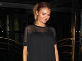 Chloe Sims looked pretty amazing while out at dinner in London on Tuesday.