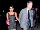 Lily Allen announced she'd joined Tinder despite being married