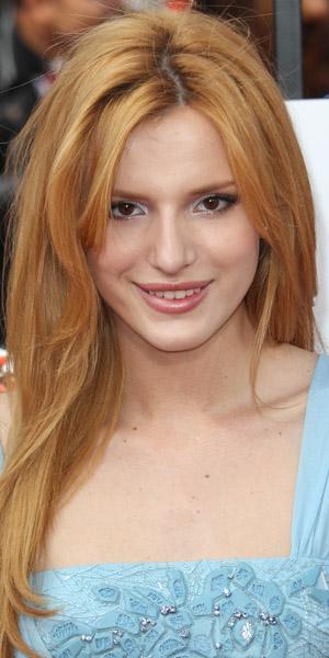 Bella Thorne at MTV Movie Awards on 13 April 2014