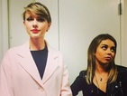 Taylor Swift, Modern Family's Sarah Hyland play mother and daughter