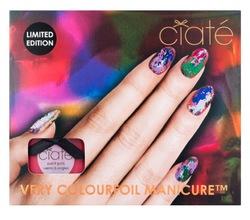 Ciaté Very Colourfoil Manicure Carnival Couture, £18