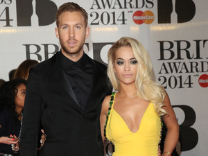 "Calvin Harris on Rita Ora: ""She attracts quite a lot of attention!"""