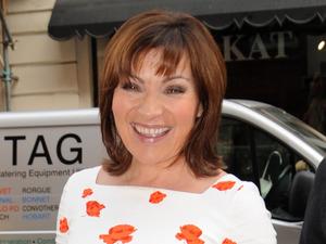 Lorraine Kelly leaves Claridge's hotel in London, England - 2 April 2014