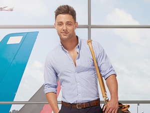 Promo photo: Ricci Guarnaccio on MTV's latest show Ex On The Beach.