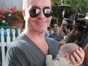"Simon Cowell's son Eric is a ""perfect"" baby, says Terri Seymour"